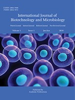 International Journal of Biotechnology and Microbiology