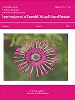 American Journal of Essential Oils and Natural Products