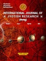 International Journal of Jyotish Research